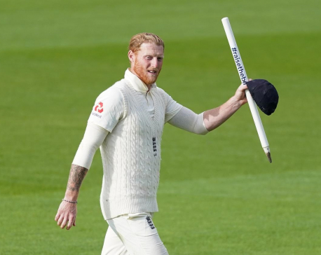 Stokes overtakes Holder to become top-ranked test all-rounder
