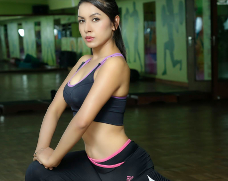 I am fit both physically and mentally after gym: Benisha Hamal