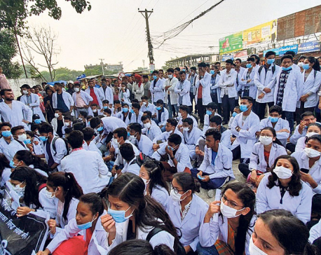 Medical students reject deal between govt and colleges