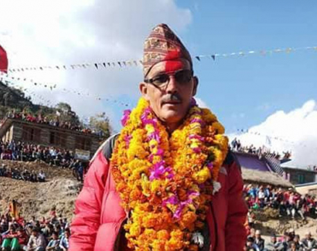 Bhairav Sing from UML wins in Bajhang