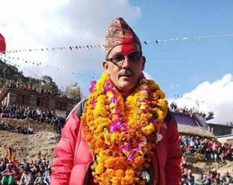 Bhairav Sing from UML wins in Bajhang
