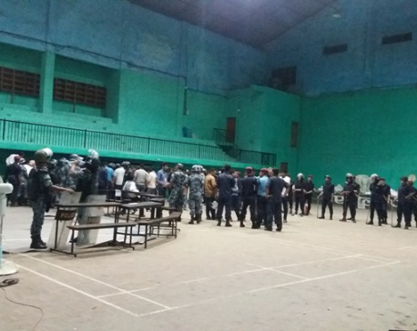 90 ballot papers confirmed torn up