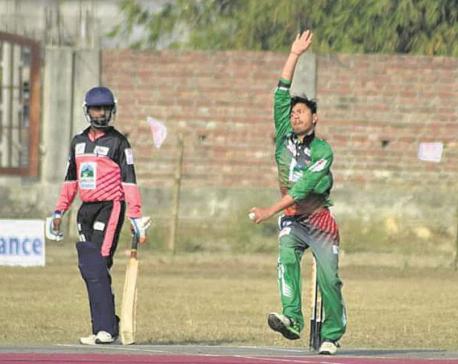 Bhari hat-trick helps Army Club secure semifinal berth
