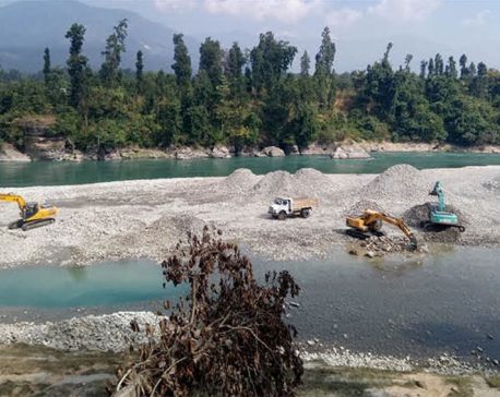 Dispute between local government and Bheri-Babai project