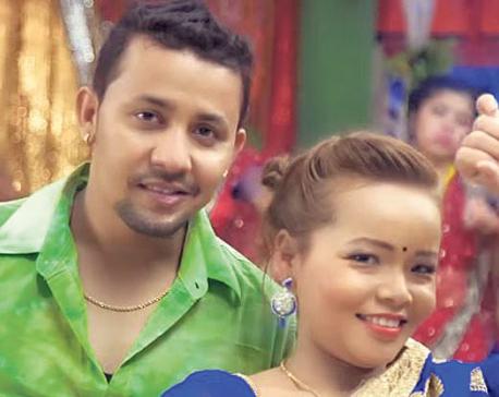 Bhumika's new music video for Teej