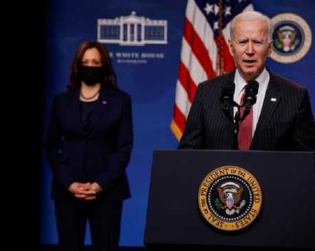 Biden's first 50 days: Where he stands on key promises