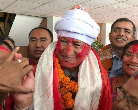 Newly elected Kathmandu metropolis mayor vows to not let voters' trust fade away