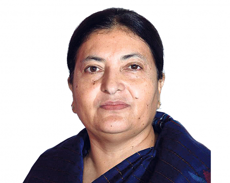Prez Bhandari authenticates two ordinances on acid attack