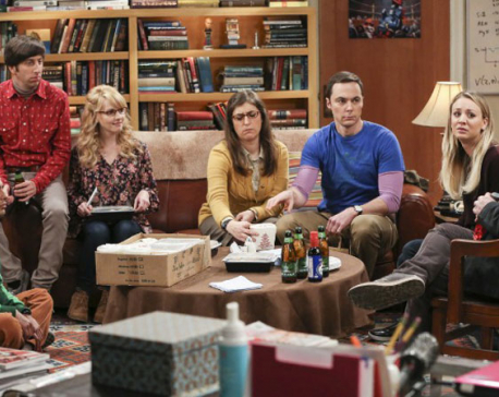 'The Big Bang Theory' renewed for two seasons