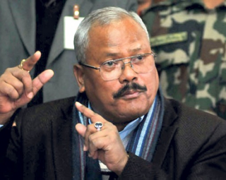 DPM Gachchhadar asks EC to withdraw election code of conduct for few days