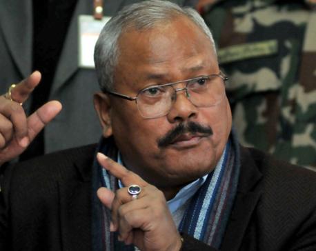 NC Vice President Gachchhadar released on Rs 1 million bail