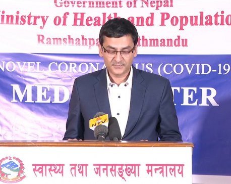 Govt sets up CCMC in all districts to contain novel coronavirus