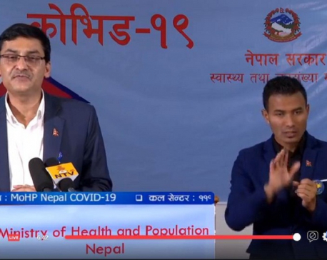 Drinking alcohol can make the coronavirus worse, says Health Ministry (with video)