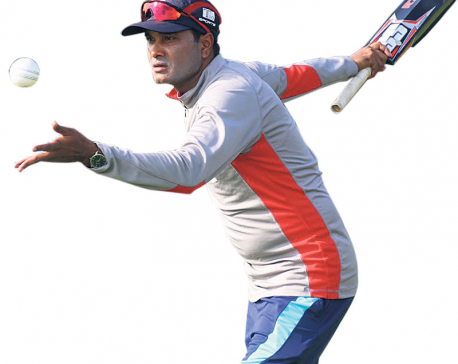 Poor infrastructure taking toll on young cricketers: Das