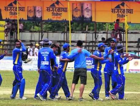 Biratnagar Kings enters DPL final
