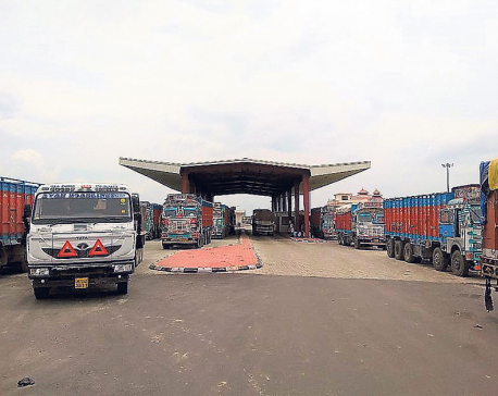 Birgunj customs falls 32% short of revenue target