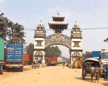 Birgunj customs mobilizes Rs 161 billion in revenue