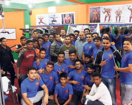 Fitness Craze in Birgunj