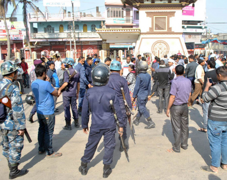Businessmen and UDMF cadres clash in Birgunj