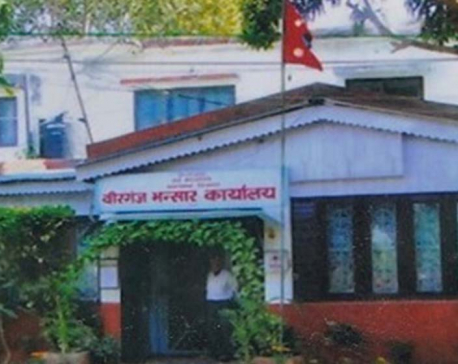 Birgunj customs collects Rs 40 billion in revenue in over two months