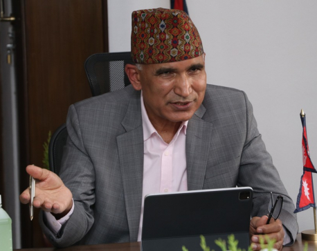 No plan to enforce lockdown despite increasing risk of second wave of coronavirus: Finance Minister Paudel