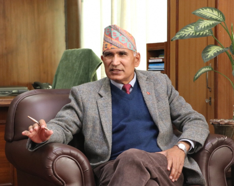 Govt to support tourism and hotel sectors: Minister Poudel