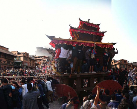 19 injured on first day of Bisket Jatra