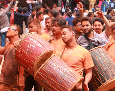 Glimpses of Sindoor Jatra (Photo Feature)
