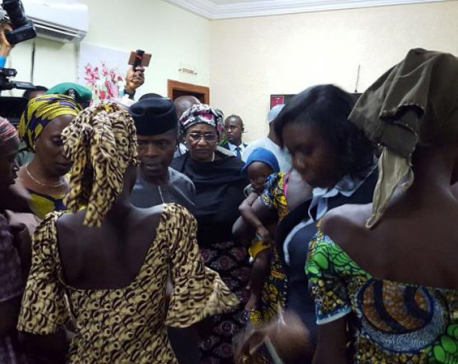 Boko Haram frees 21 kidnapped Chibok girls after 2.5 years