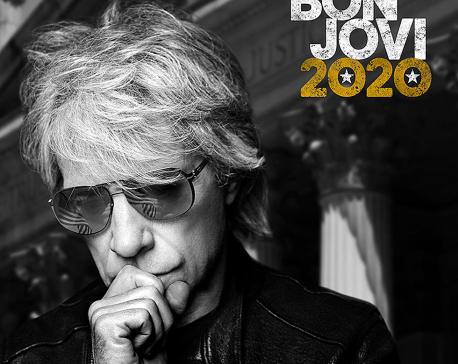 Bon Jovi's new album to tackle gun control, politics, love and loss
