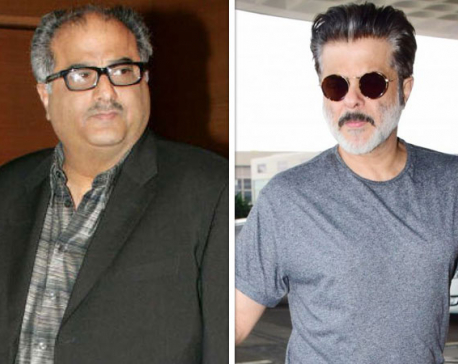I'm lucky to have you as elder brother: Anil Kapoor while wishing Boney Kapoor