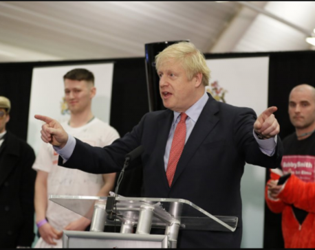 UK's Johnson claims Brexit mandate as Tories secure majority