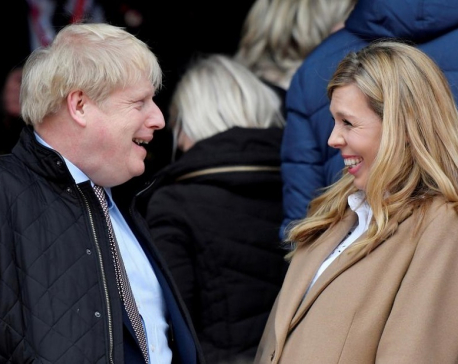 It's a boy: PM Johnson and fiancée thrilled by birth of son