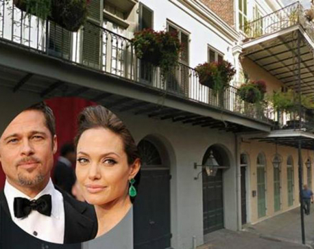Brangelina sell New Orleans home for $5 million