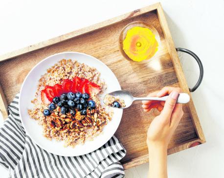 Breakfast blunders