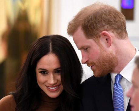 UK's Queen Elizabeth calls Prince Harry for crisis meeting