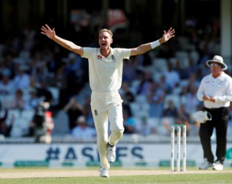 England must call time on Anderson/Broad partnership - Vaughan