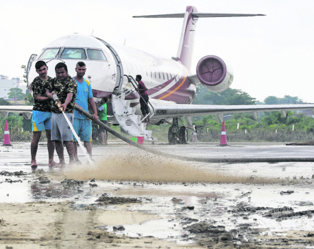 Airlines companies resume flights to Biratnagar
