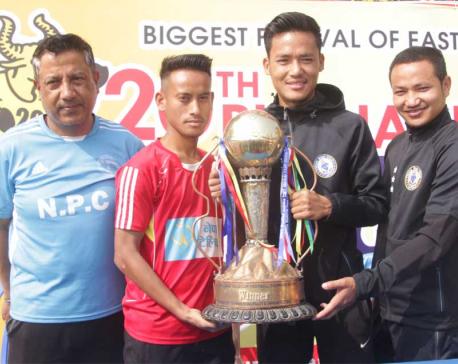 Three Star to take revenge on Nepal Police