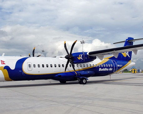 Buddha Air brings in new aircraft, commercial flights from March 1