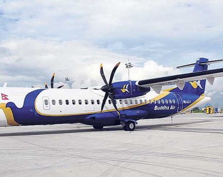 Buddha Air to welcome its 10th aircraft on Thursday