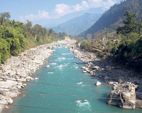 Govt'll build Budhigandaki on its own: Energy minister