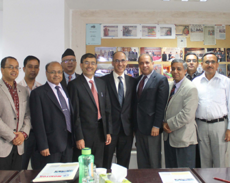 CNI holds interaction with ambassadors to Germany, Austria and Brazil