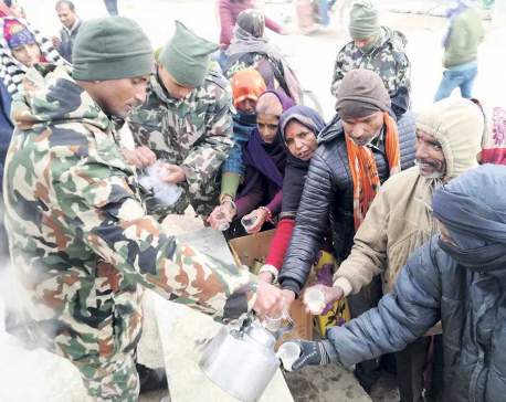 Cold menace continues in tarai