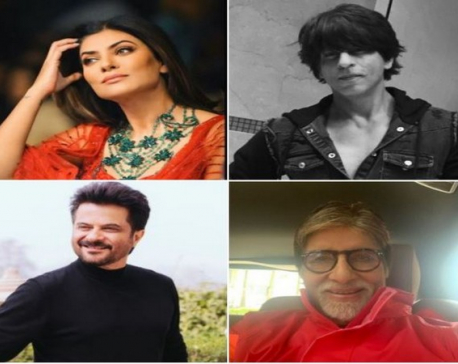 B-Town welcomes New Year with words of wisdom, positivity and hope