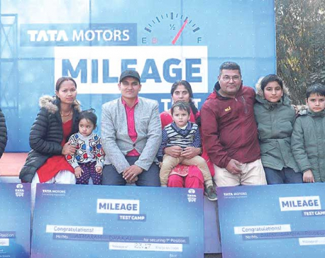 Tata Motors concludes Mileage Test Camp