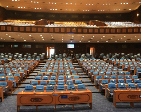 Photos: Parliament budget session all set to begin