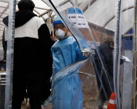 South Korea tries to contain coronavirus outbreak in prison