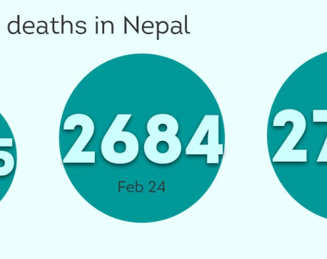 Health ministry revises COVID-19 death number for second time, 702 more deaths added in two days