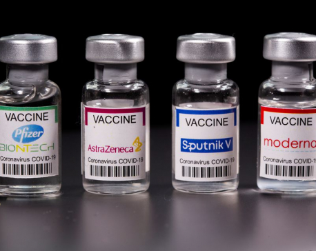 Developing nations' plea to world's wealthy at U.N.: stop vaccine hoarding